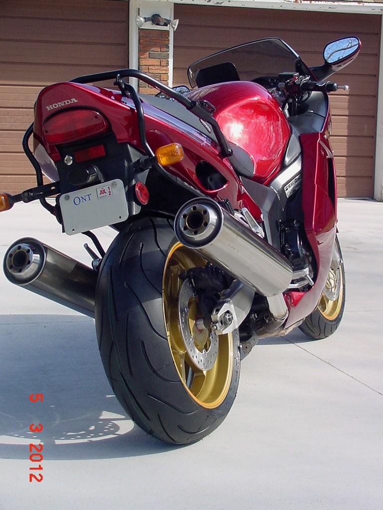 Motorradteile Professional Laser Chain Aligment Honda CBR 1100 XX ...